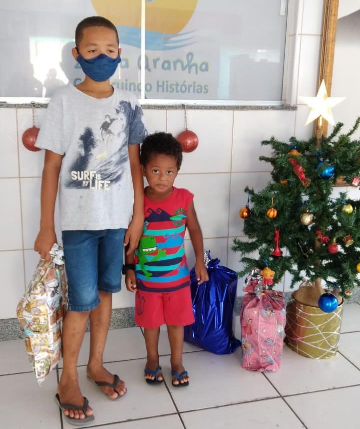 Aconteceu no CEZA – Campanha Feliz Natal do CEZA